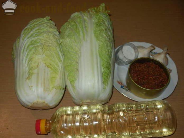 Kimchi De Col China En Coreano Cómo Hacer Kimchi En Casa